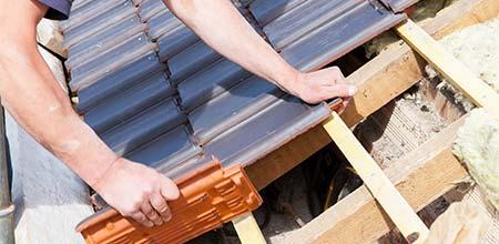 Zelf dakbedekking verwijderen